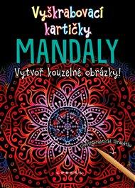 Vyškrabovací kartičky - Mandaly