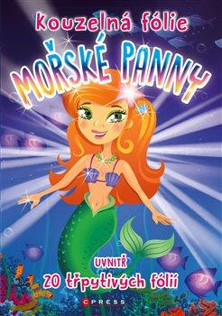 Obálka titulu Kouzelná folie - Mořské panny