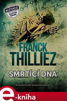 Obálka titulu Smrtící DNA