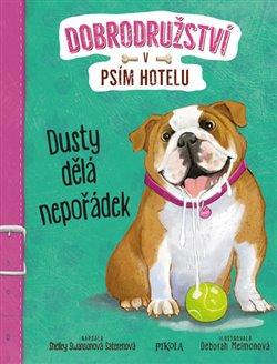 Obálka titulu Dusty dělá nepořádek