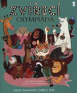 Obálka titulu Zvířecí olympiáda