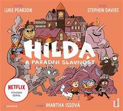 Obálka titulu Hilda a parádní slavnost