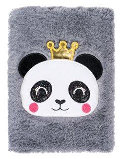 Obálka titulu Notes plyšový Panda