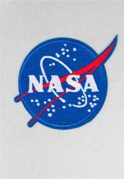 Obálka titulu Notes NASA stříbrný