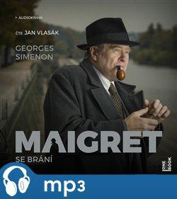 Obálka titulu Maigret se brání