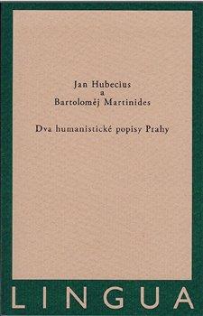 Obálka titulu Dva humanistické popisy Prahy