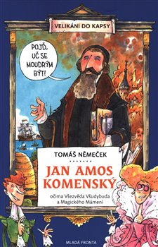 Obálka titulu Jan Amos Komenský