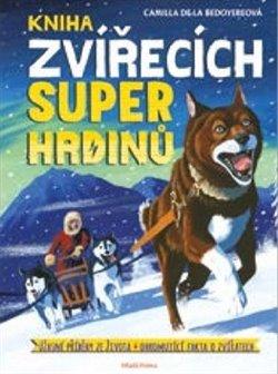 Kniha zvířecích superhrdinů