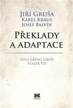 Obálka titulu Překlady a adaptace