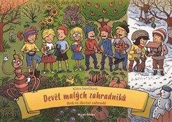 Obálka titulu Devět malých zahradníků
