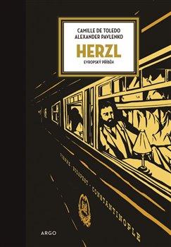 Obálka titulu Herzl