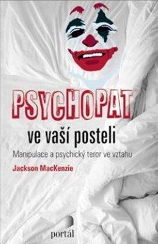 Obálka titulu Psychopat ve vaší posteli