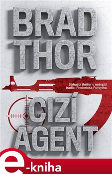 Obálka titulu Cizí agent