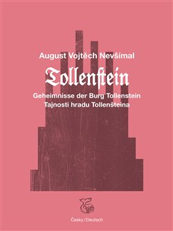 Obálka titulu Tajnosti hradu Tollenšteina - Tollenstein