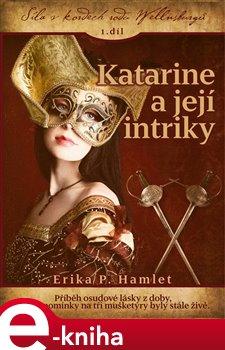 Obálka titulu Katarine a její intriky