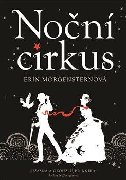 Obálka titulu Noční cirkus