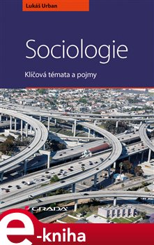 Obálka titulu Sociologie