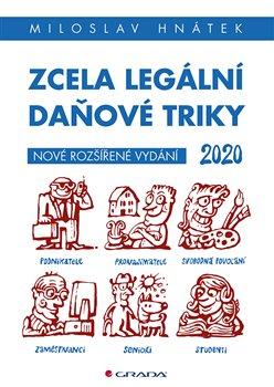 Obálka titulu Zcela legální daňové triky 2020