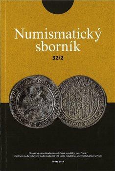Obálka titulu Numismatický sborník 32/2