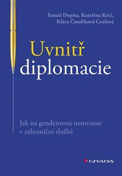 Obálka titulu Uvnitř diplomacie