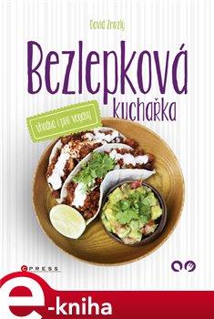 Obálka titulu Bezlepková kuchařka vhodná i pro vegany