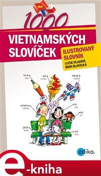 Obálka titulu 1000 vietnamských slovíček