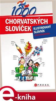 Obálka titulu 1000 chorvatských slovíček