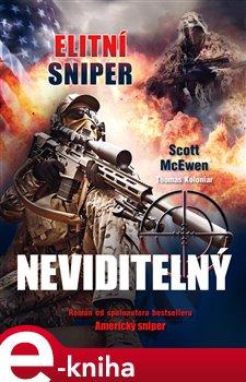 Obálka titulu Elitní sniper: Neviditelný