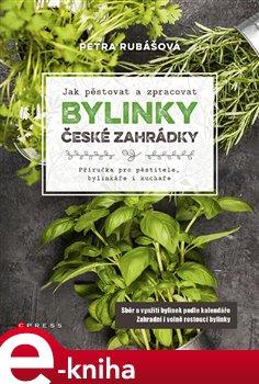 Obálka titulu Bylinky české zahrádky