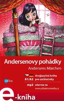 Obálka titulu Andersenovy pohádky A1/A2