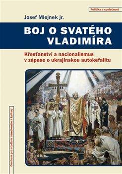 Obálka titulu Boj o svatého Vladimíra