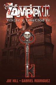 Zámek a klíč 1: Vítejte v Lovecraftu