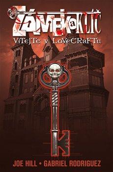 Obálka titulu Zámek a klíč 1: Vítejte v Lovecraftu