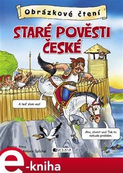 Obálka titulu Obrázkové čtení – Staré pověsti české