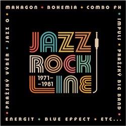 Obálka titulu Jazz Rock Line 1971-1981