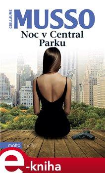 Obálka titulu Noc v Central Parku