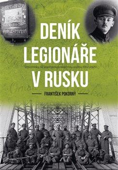 Obálka titulu Deník legionáře v Rusku
