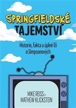 Obálka titulu Springfieldské tajemství