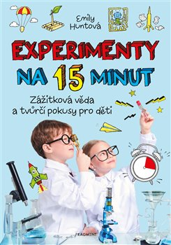 Obálka titulu Experimenty na 15 minut