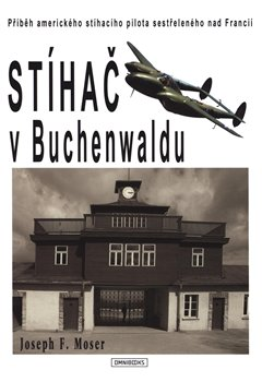 Obálka titulu Stíhač v Buchenwaldu
