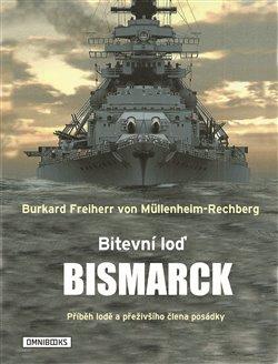 Obálka titulu Bitevní loď Bismarck