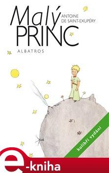 Obálka titulu Malý princ - kolibří vydání