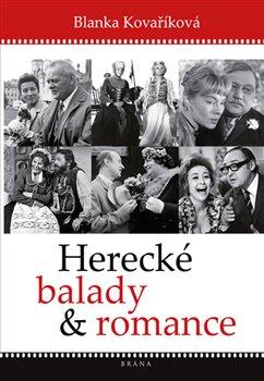 Obálka titulu Herecké balady a romance