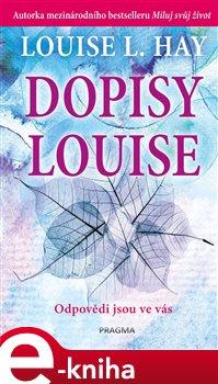 Obálka titulu Dopisy Louise