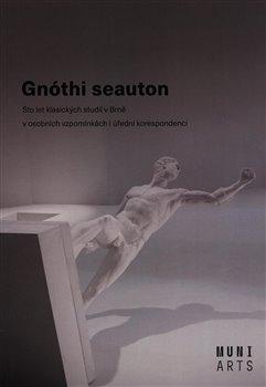Obálka titulu Gnóthi seauton