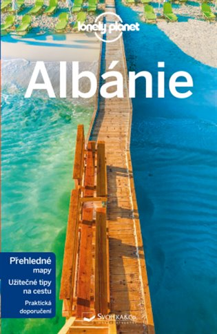 ALBÁNIE LONELY PLANET