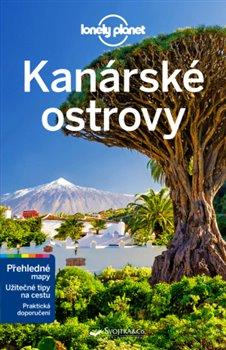 Obálka titulu Kanárské ostrovy - Lonely Planet
