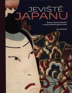 Obálka titulu Jeviště Japanu