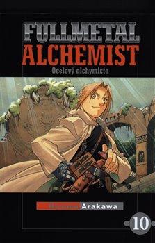 Obálka titulu Fullmetal Alchemist - Ocelový alchymista 10