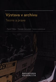 Obálka titulu Výstava v archivu
